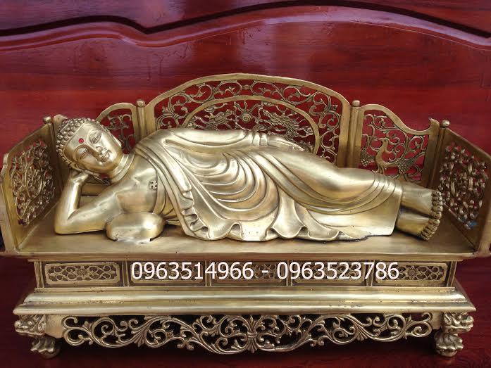 Phật Tổ Như Lai Nhập Liết Bàn