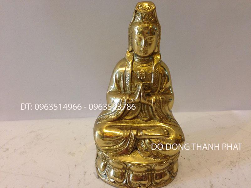 Tượng Phật Bà Quan Âm Để Ô Tô