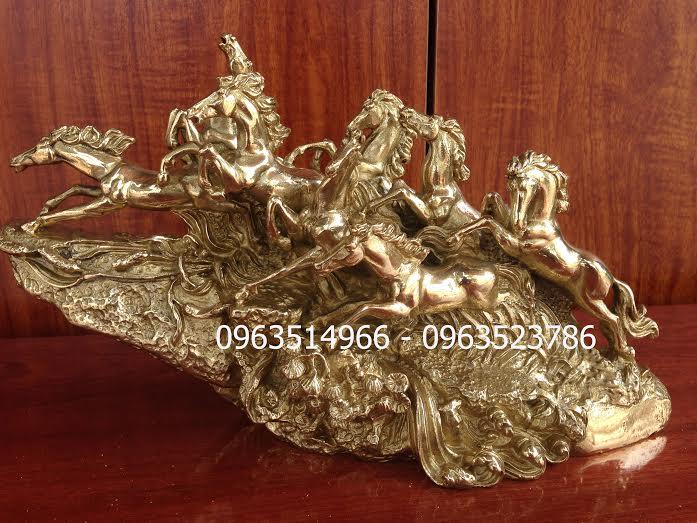 Bát Mã Truy Phong Phong Thủy
