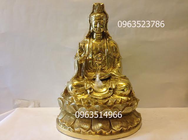 Phật Quán Thế Âm Bồ Tát Bằng Đồng