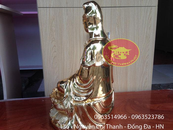 chuyên bán đồ thờ cúng mạ vàng tượng phật mạ vàng 24 k
