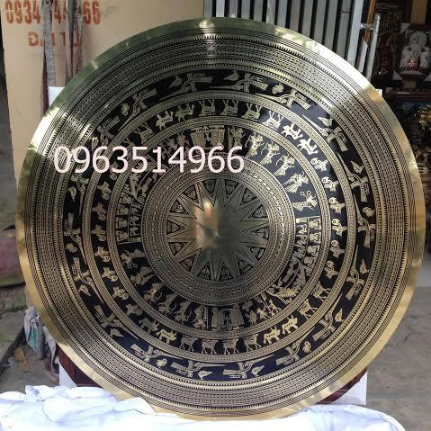 trống đồng ăn mòn đường kính 1,2 m