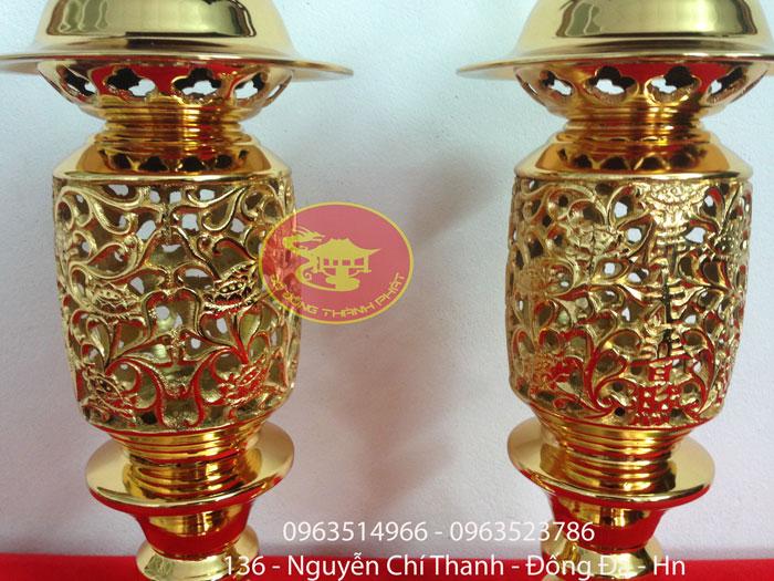 đồ đồng thành phát chuyên nhận mạ vàng cao cấp hà nội