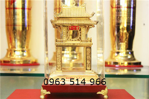khuê văn các mạ vàng rồng