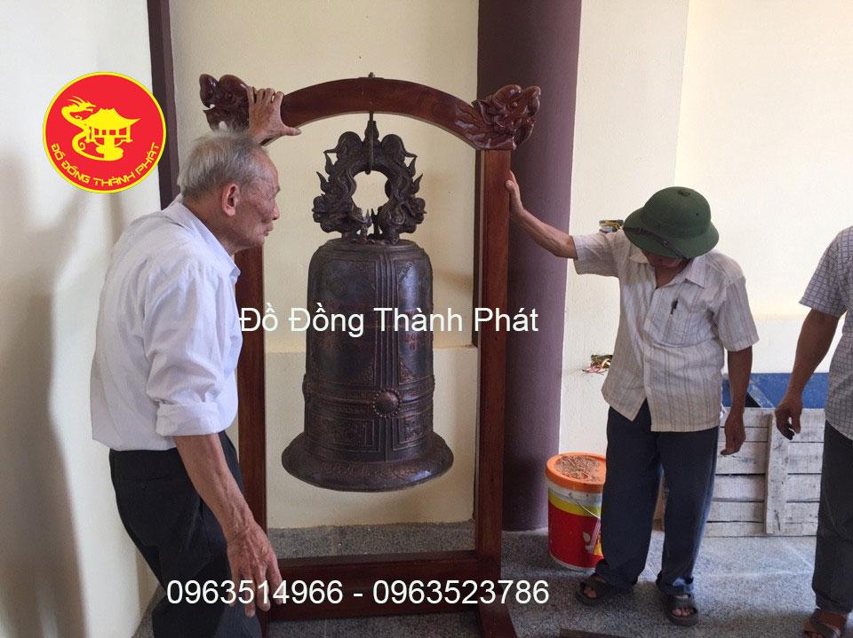 Đúc Chuông Đồng Cho Nhà Thờ