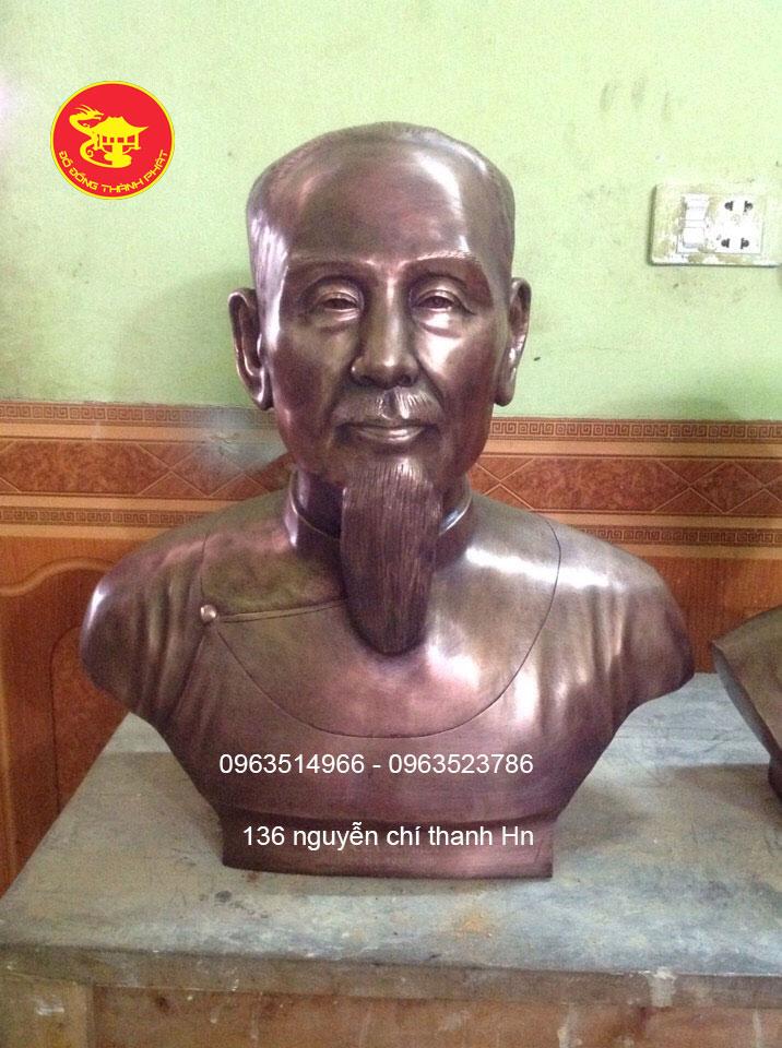 Đúc Tượng Đồng Cao 36 cm