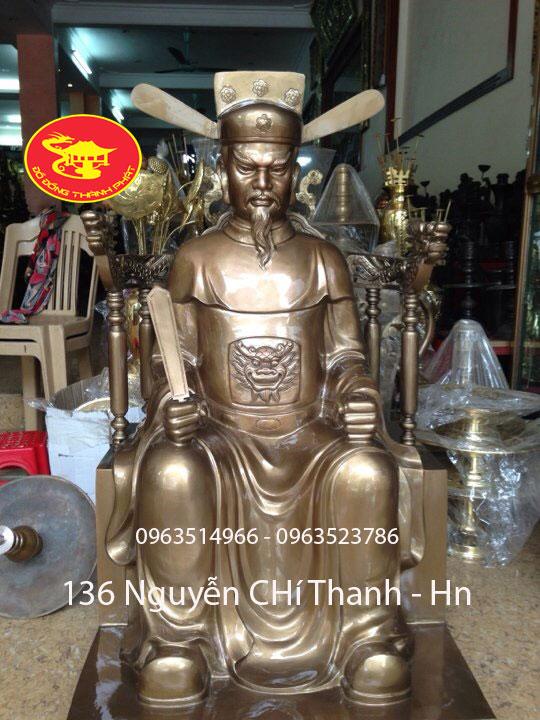 Đúc Tượng Đồng Danh Nhân Nguyễn Trãi
