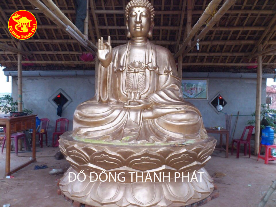 Địa Chỉ Đúc Tượng Phật Bổn Sư Thích Ca Mâu Ni