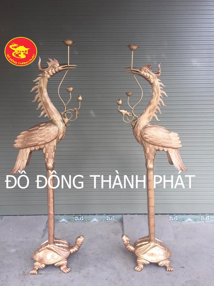 Hạc Đồng Cung Tiến Cao 2,3 m