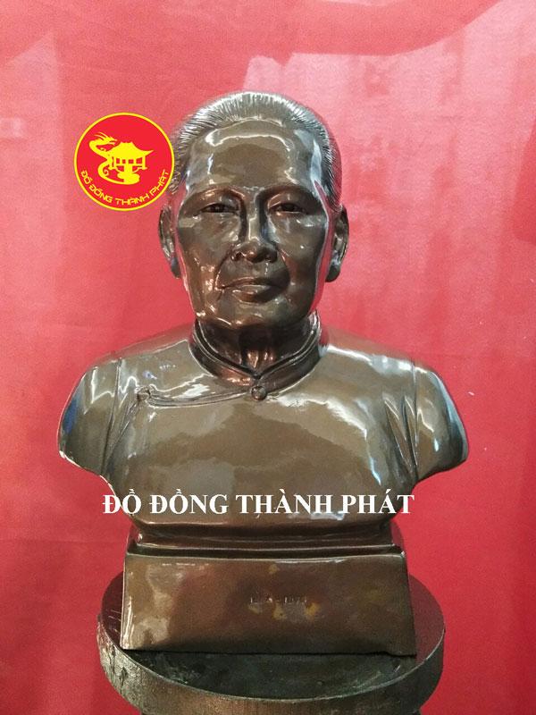 Đúc Tượng Đồng Chân Dung